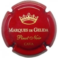 MARQUES DE GELIDA V. 5782 X. 16138 ROSADO (VERMELL FOSC)