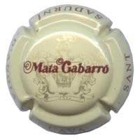 MATA GABARRO V. 1484 X. 01445