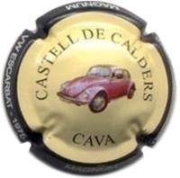 CASTELL DE CALDERS V. 11241 X. 14720 (ESCARBAT) MAGNUM