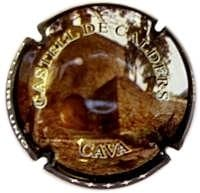 CASTELL DE CALDERS V. 8580 X. 33443