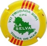 PIRULA TROBADES 2001 X. 07097 CPC LA SELVA