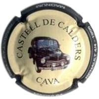 CASTELL DE CALDERS V. 11242 X. 14708 (RENAULT 4/4) MAGNUM