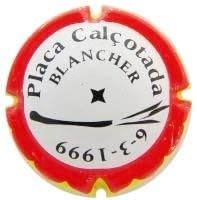 PIRULA CONMEMORATIVES X. 03278 CALÇOTADA BLANCHER 1999