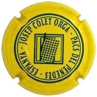 JOSEP COLET ORGA V. 31259 X. 108986