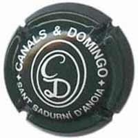CANALS & DOMINGO V. 3210 X. 02070 VERD FOSC