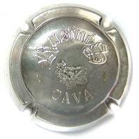 RUSINES V. ESPECIAL X. 16596 PLATA