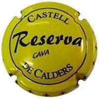 CASTELL DE CALDERS V. 26163 X. 93806