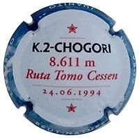 GORA IDIONDO I MOLINA V. A666 X. 79960 (K2-CHOGORI)