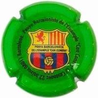 PIRULA ASSOCIACIONS I CLUBS X. 60490 PENYA BARCELONISTA CAN CONESA