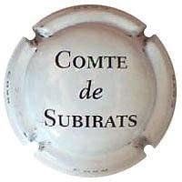COMTE DE SUBIRATS V. 22710 X. 85070
