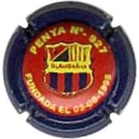PIRULA CONMEMORATIVES X. 12088 PENYA BARCELONISTA BAGA