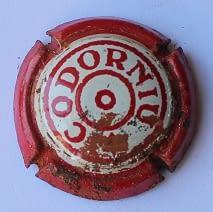 CODORNIU V. 0391 X. 04303 (LIGERAMENTE DETERIORADA EXACTAMENTE COMO MUESTRA FOTOGRAFIA)