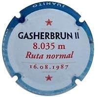 GORA IDIONDO I MOLINA V. A678 X. 79927 (GASHERBRUN II)