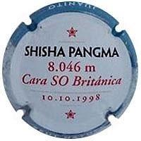 GORA IDIONDO I MOLINA V. A656 X. 79979 (SHISHA PANGMA)