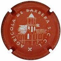 COOP AGRICOLA BARBERA CONCA V. 29258 X. 61367 (TARONJA FOSC)