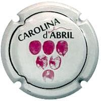 CAROLINA D' ABRIL V. 31480 X. 112057