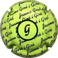 JAUME GIRO I GIRO V. 20403 X. 74634 (GROC FLORESCENT)