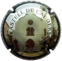CASTELL DE CALDERS V. 8579 X. 33439