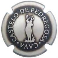 CASTELO DE PEDREGOSA X. 112042 PLATA ENTALLADA