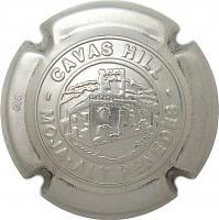 CAVAS HILL V. 2931 X. 06218 PLATA