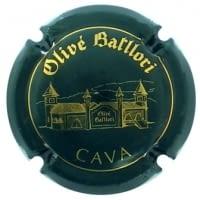 OLIVE BATLLORI V. 13478 X. 24005 VERD FOSC