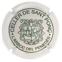 CELLER DE SANT PONÇ X. 131041