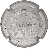 MIQUEL PONS X. 117848 PLATA