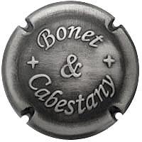BONET & CABESTANY X. 122820 PLATA