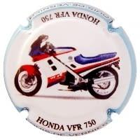 LOUIS DE VERNIER X. 114490 (HONDA VFR 750)