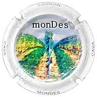 MONDES X. 125285 (D MAYUSCULA)