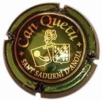 CAN QUETU V. 1516 X. 00407 (VERD FOSC)