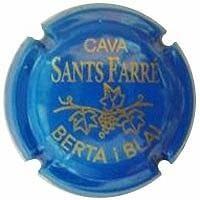 SANTS FARRE V. 30389 X. 103225 (LLETRA DAURADA)