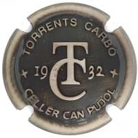 TORRENTS CARBO X. 148483 PLATA ENTALLADA