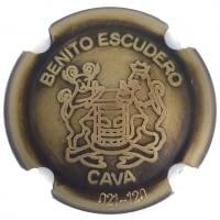 BENITO ESCUDERO X. 141269