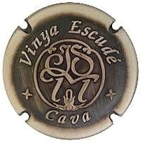 VINYA ESCUDE X. 127527 PLATA ENVELLIDA