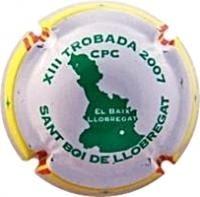 PIRULA TROBADES 2007 X. 37213 BAIX LLOBREGAT