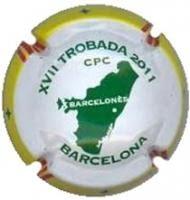 PIRULA TROBADES 2011 X. 80291 CPC BARCELONES