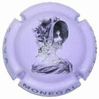 MONEGAL CERDA V. 5820 X. 08260 (LILA)