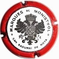 MARQUES DE MONISTROL V. 0541 X. 04546