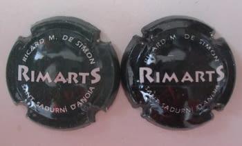 RIMARTS V. 0879 (VERD FOSC A-B)