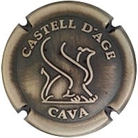 CASTELL D'AGE X. 127528 PLATA ENVELLIDA