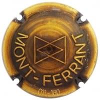 MONT-FERRANT - PARXET X. 153713 NUMERADA