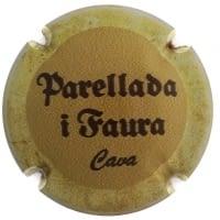 PARELLADA I FAURA X. 137772