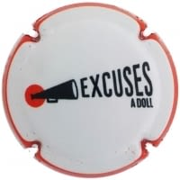 EXCUSES A DOLL X. 144189