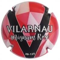 ALBERT DE VILARNAU X. 160307 MAGNUM ROSE NUMERAT