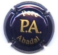 PERE ABADAL V. 3233 X. 01493 (BLAU)