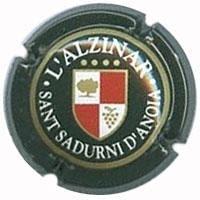 L'ALZINAR V. 1822 X. 01501 VERD FOSC