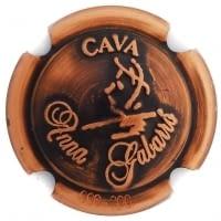ANNA GABARRO X. 145908 ENTALLADA COURE ENVELLIT