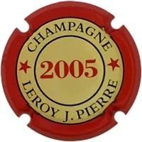 LEROY, Jean-Pierre X. 164537 2005 (FRA)