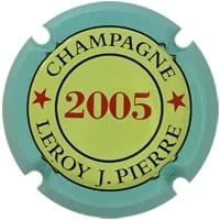 LEROY, Jean-Pierre X. 164541 2005 (FRA)